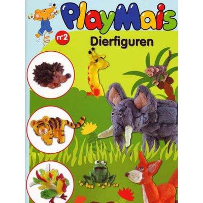 PlayMais boekje dieren