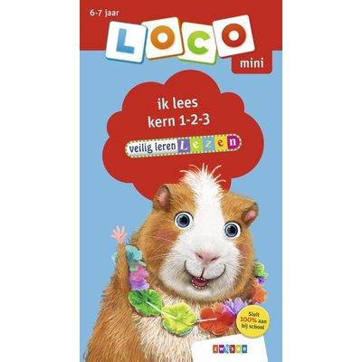 Loco Veilig leren lezen - ik lees kern 1,2,3 (mini)