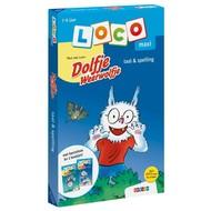 Loco Dolfje Weerwolfje  pakket - basisdoos en 2 boekjes - taal en spelling (maxi)