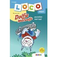 Loco Dolfje Weerwolfje - puzzelen met taal (maxi)
