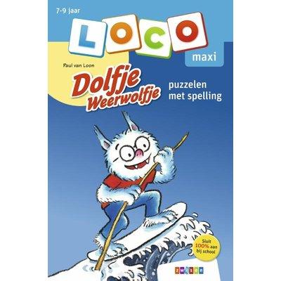 Loco Dolfje Weerwolfje - puzzelen met spelling (maxi)