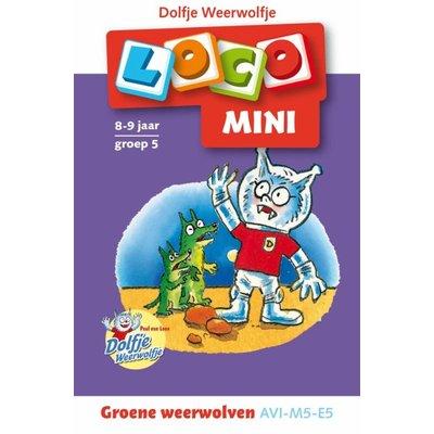 Loco Dolfje Weerwolfje - groene weerwolven (mini) AVI M5-E5