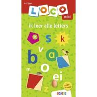 Loco Ik leer alle letters (mini)