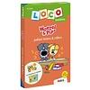 Loco Woezel & Pip pakket - basisdoos en 2 boekjes - letters en cijfers (bambino)