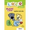 Loco Woezel & Pip - spelen met ABC (bambino)