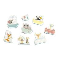 Studio Circus Badspeelgoed - badfiguren - vriendjes