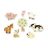 Studio Circus Badspeelgoed - badfiguren - boerderijvriendjes
