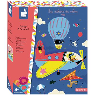 Janod Atelier knutselpakket - borduren, start het avontuur