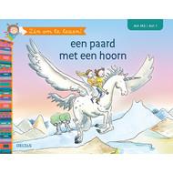 Deltas Zin om te lezen! - Een paard met een hoorn ( AVI M3/AVI 1 )
