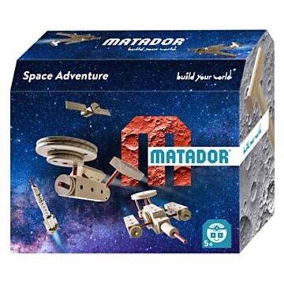 Matador Houten constructieset  - Explorer space - 47 delig