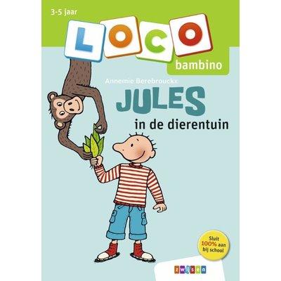 Loco Jules - in de dierentuin (bambino)