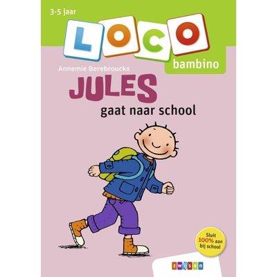 Loco Jules -  gaat naar school (bambino)