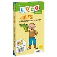 Loco Jules pakket - basisdoos met 2 boekjes - ontdekken (bambino)
