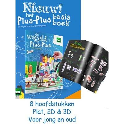 Plus-Plus Basisboek-De wereld van Plus-Plus