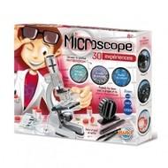 Buki Experimenten Microscoop met 30 experimenten