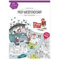 Very Mappy Fiep Westendorp XXL kleurplaat