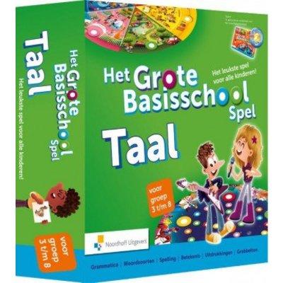 Noordhoff Grote Basisschool spel, Taalspelvragen Groep 3-8
