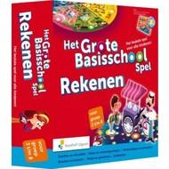 Noordhoff Grote Basisschool spel, Rekenspelvragen Groep 3-8