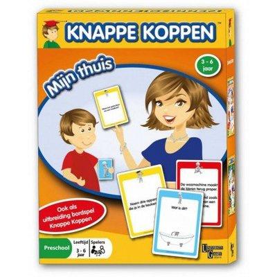 University Games Knappe Koppen - Mijn thuis