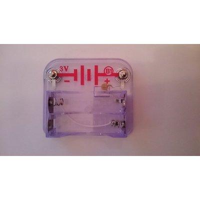 Spektro onderdeel nr.19 batterijhouder (B1)