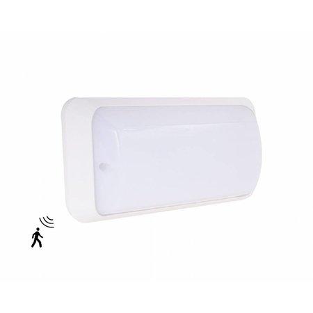 LED portiek armatuur met bewegingsmelder type 2045