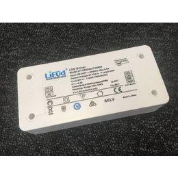 Dimbare LED driver 40W dmv 1-10v sturing