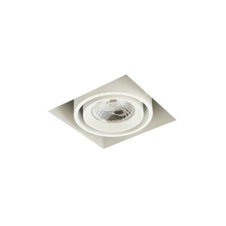 LED Square Trimless inbouwspot 1-Lichts