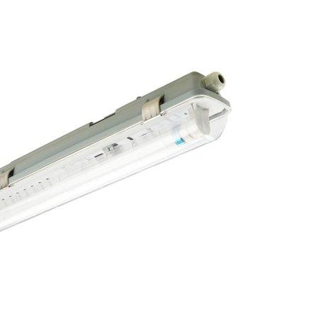 LED TL armatuur 120cm (1 buis) Slagvast PC-PC