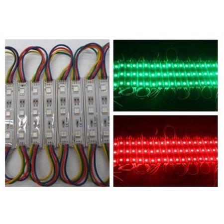 LED module RGB waterdicht