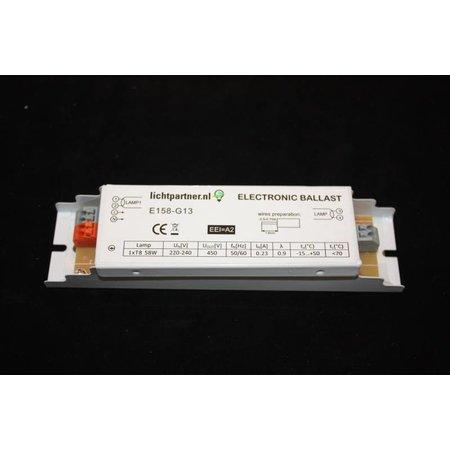 Voorschakelapparaat tbv TL verlichting 58W
