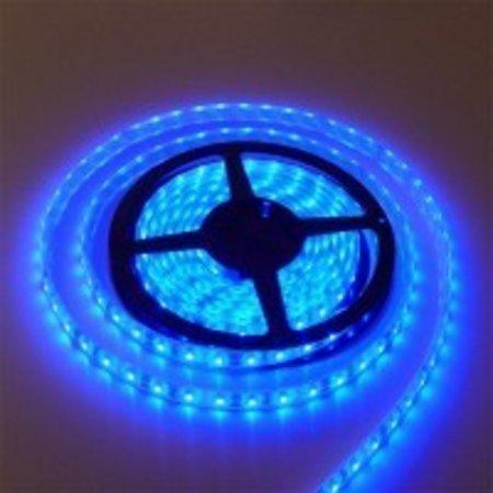 Blauw licht LED strip 5 mtr
