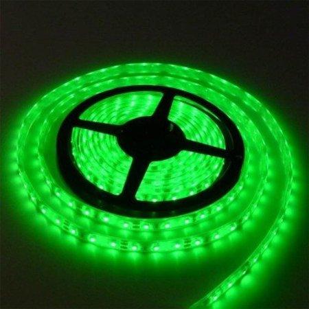 Groen licht LED strip 5 mtr