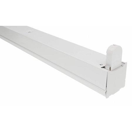 LED TL montagebalk 60cm - 1 buis