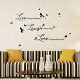 Live Laugh Love - Lucida