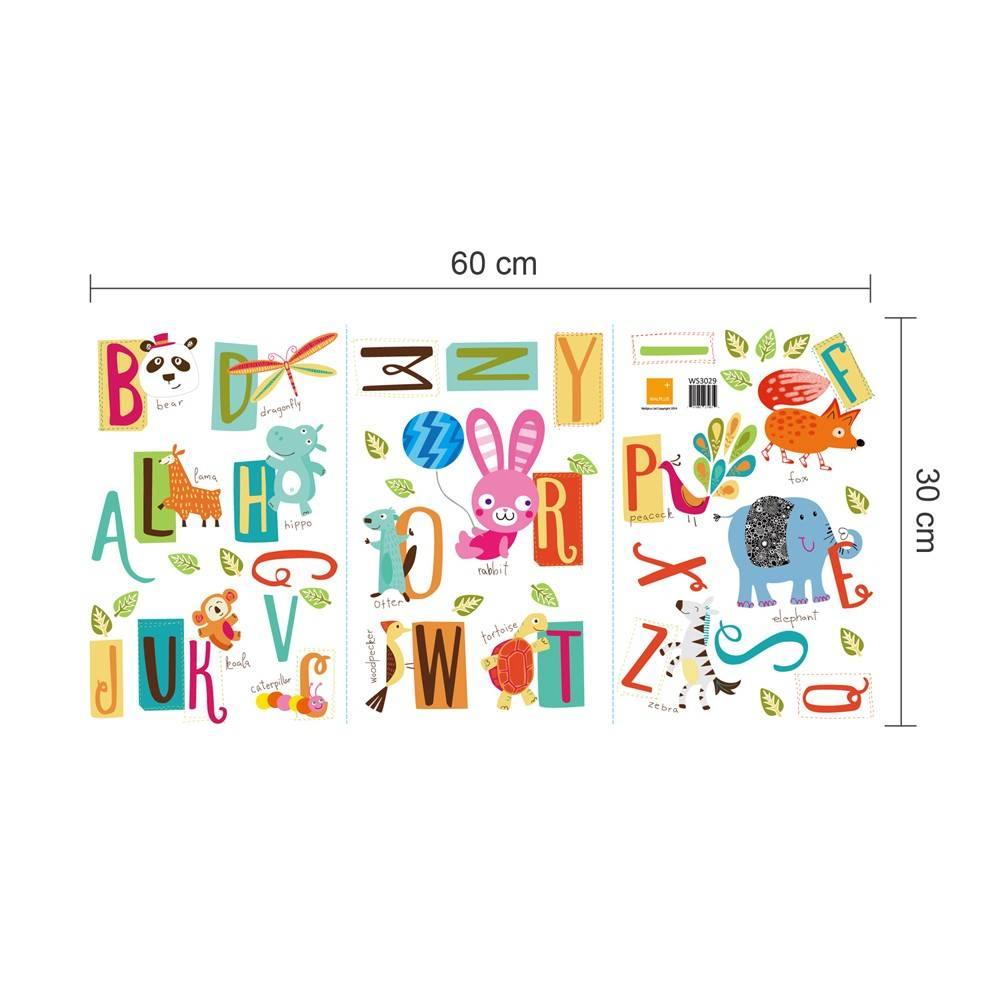 Alfabet Frans Design