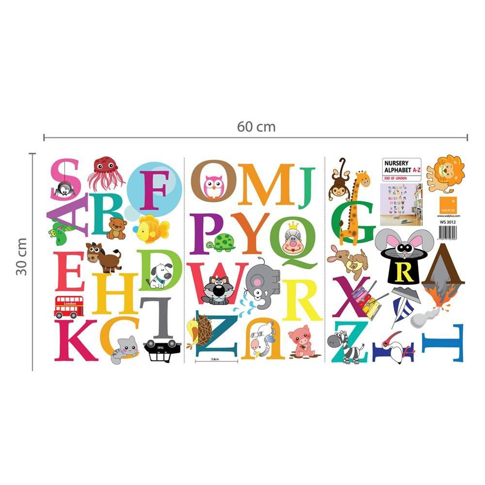 COMBI: Gekleurd alfabet met fotos