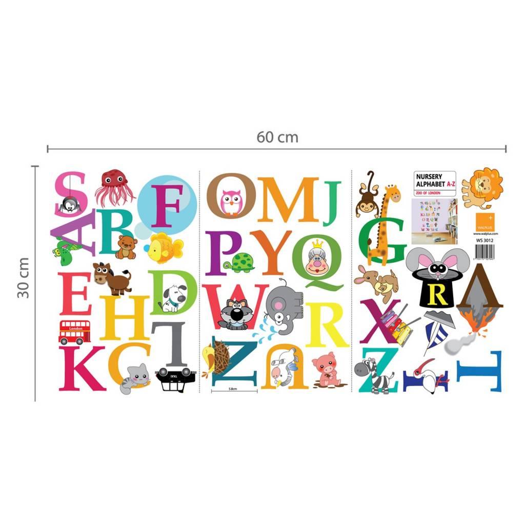 COMBI: Alfabet en nummers