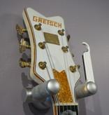 Aluminum Guitar Hanger Silver