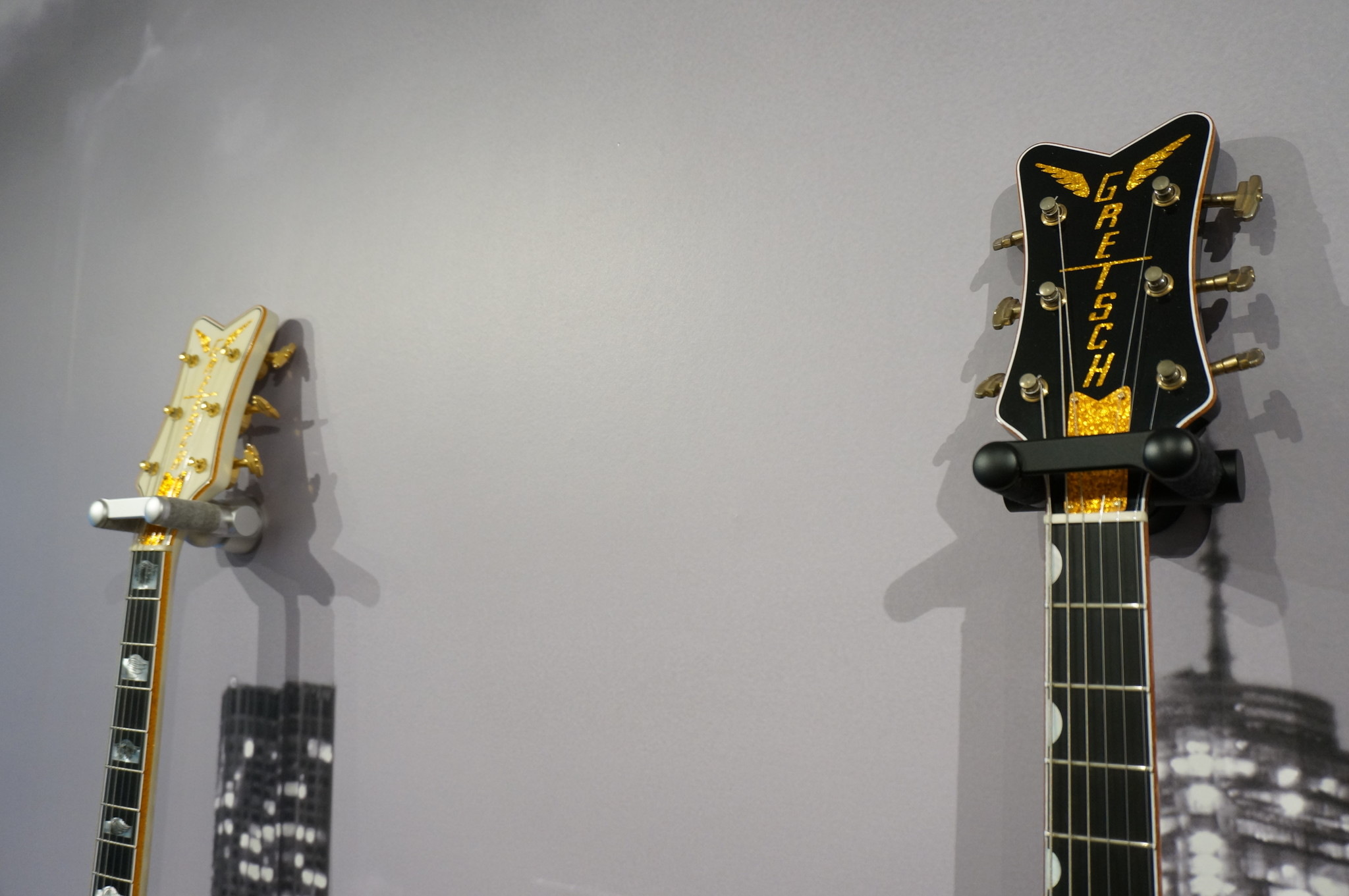 Aluminum Guitar Hanger Black