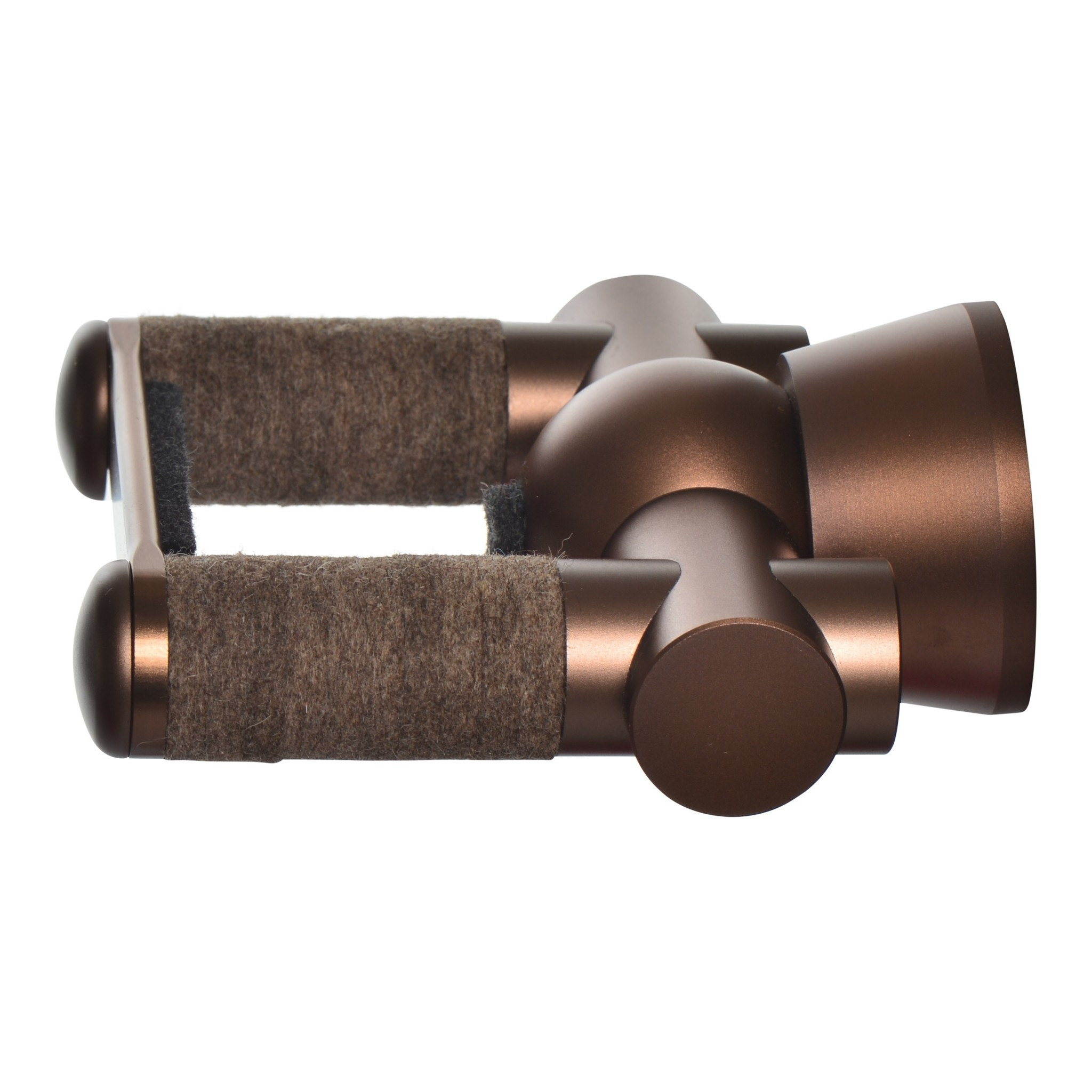 Aluminum Guitar Lock Bronze