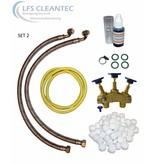 LFS CLEANTEC Entkalkungsanlage IWSC mit 30 Liter Harzinhalt