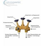 LFS CLEANTEC Wasserenthärtungsanlage IWSC 7500 mit CLACK Steuerkopf