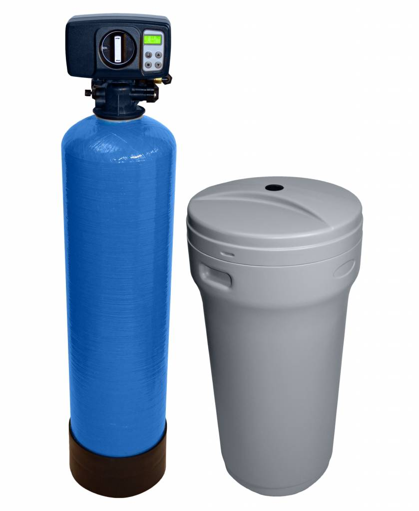 LFS CLEANTEC Water Softening plant IWS 2000 - inexpensive and powerful