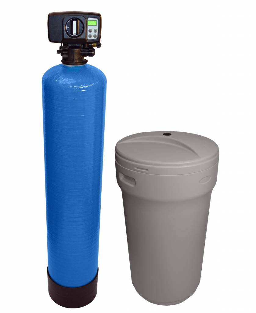 LFS CLEANTEC Water softening unit for high water consumption