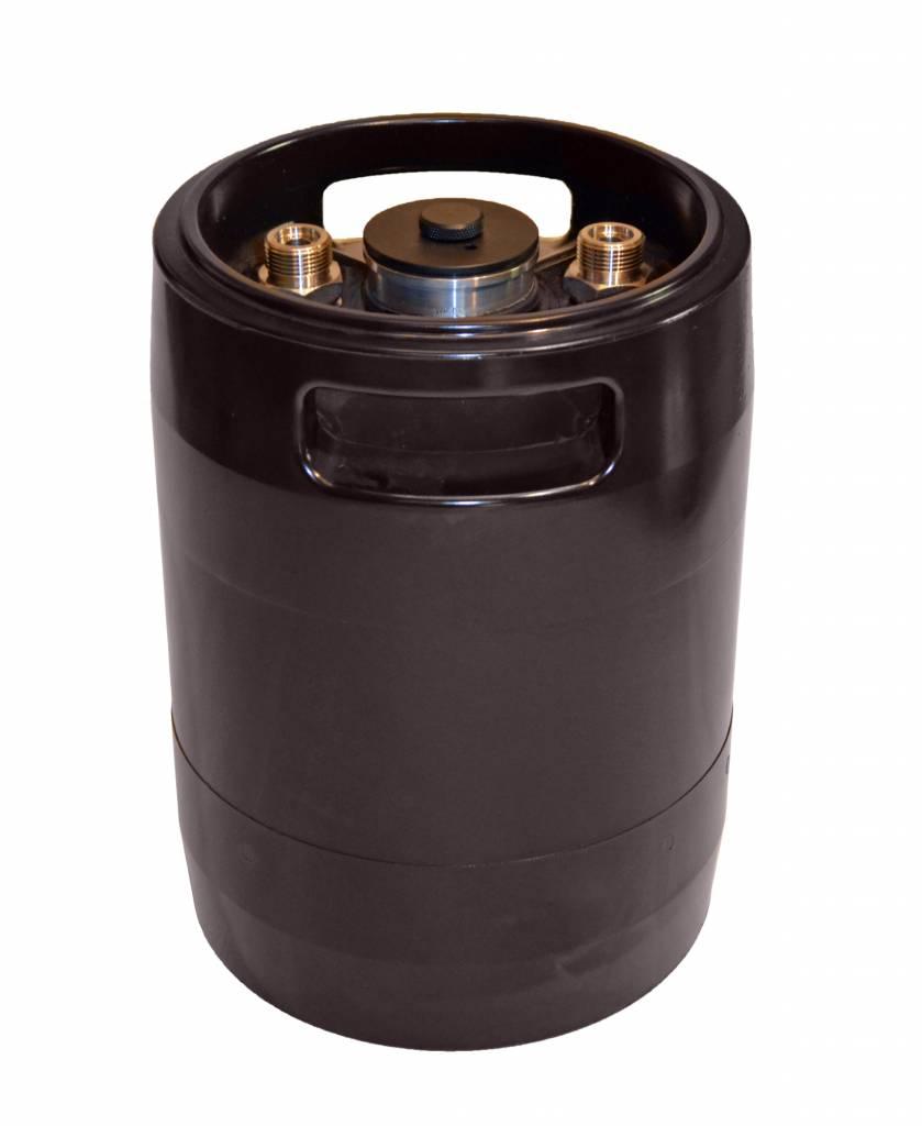 LFS CLEANTEC Vollentsalzungspatrone IVEE 1000 - Mischbettpatrone mit Drucktank aus Edelstahl