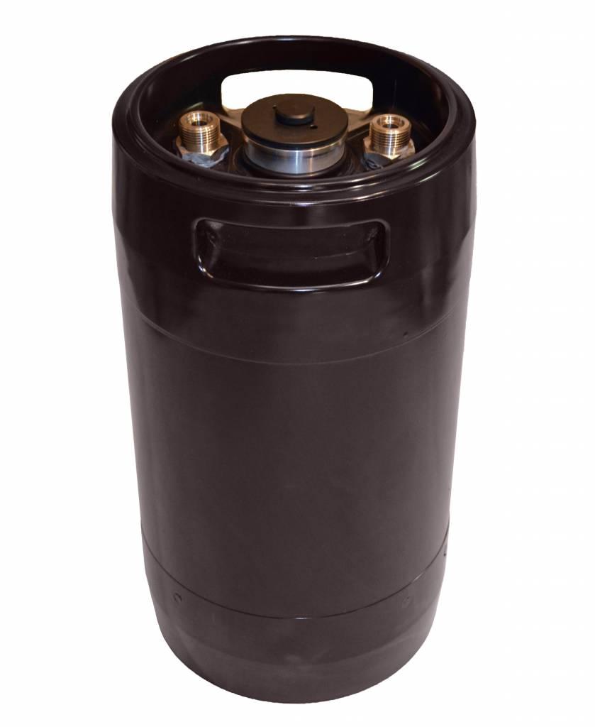 LFS CLEANTEC Vollentsalzungspatrone IVEE 1500 - Mischbettpatrone mit Drucktank aus Edelstahl