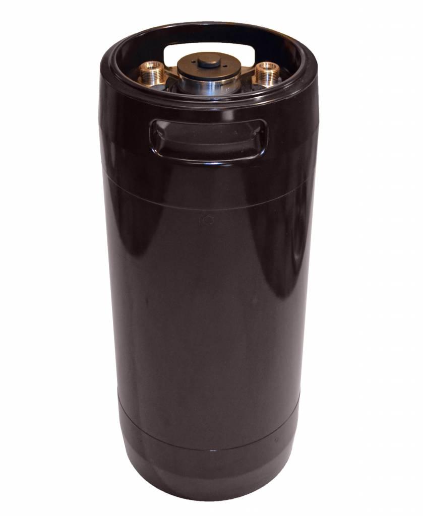 LFS CLEANTEC Vollentsalzungspatrone IVEE 2000 - Mischbettpatrone mit Drucktank aus Edelstahl