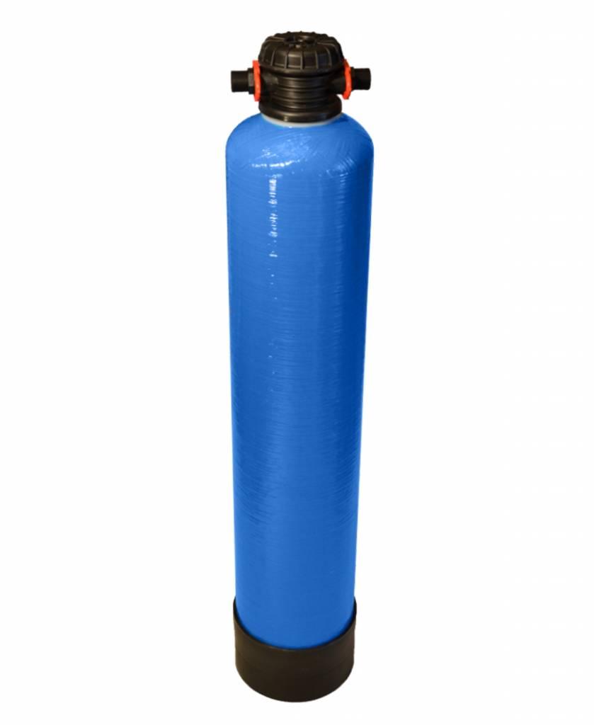 LFS CLEANTEC Vollentsalzungspatrone IVEG 1000 - Mischbettpatrone mit Drucktank aus GFK