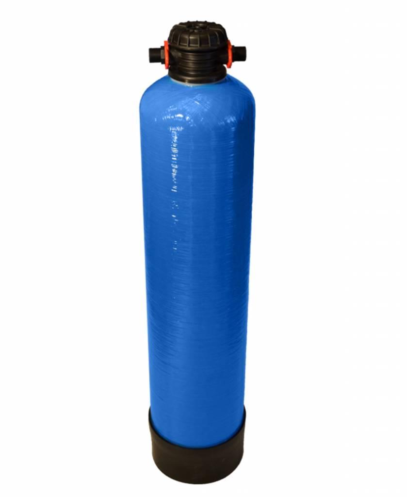 LFS CLEANTEC Vollentsalzungspatrone mit Drucktank aus GFK