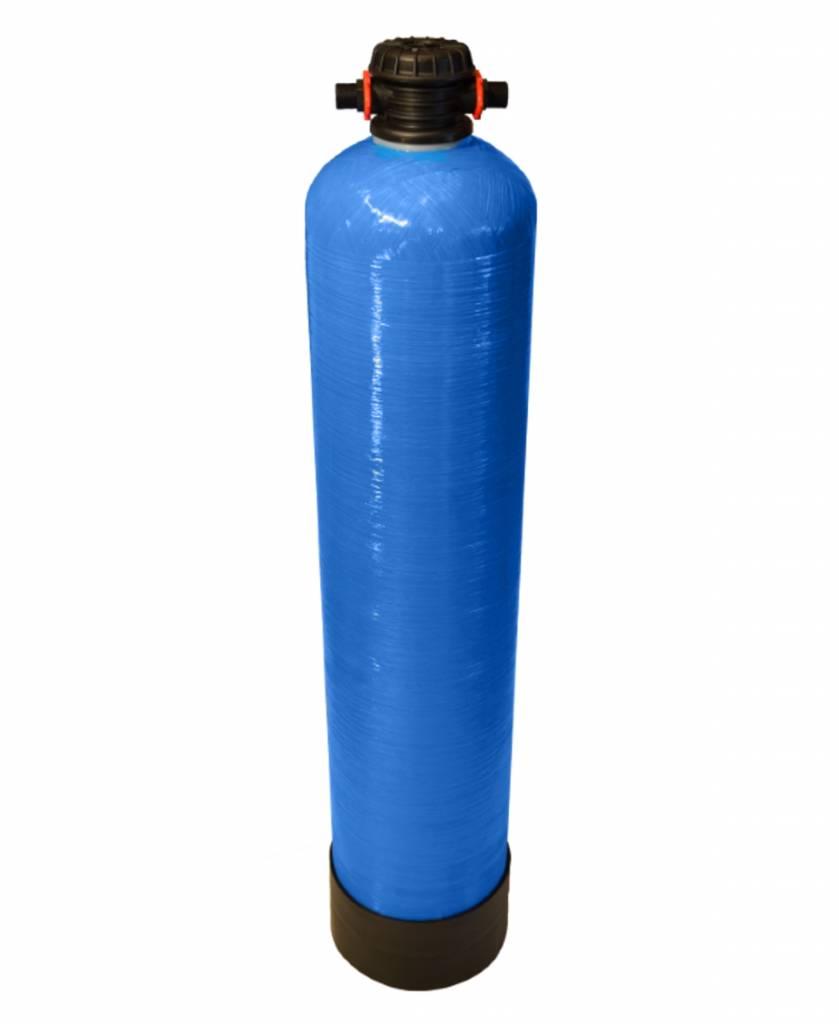 LFS CLEANTEC Vollentsalzungspatrone IVEG 3000 - Mischbettpatrone mit Drucktank aus GFK